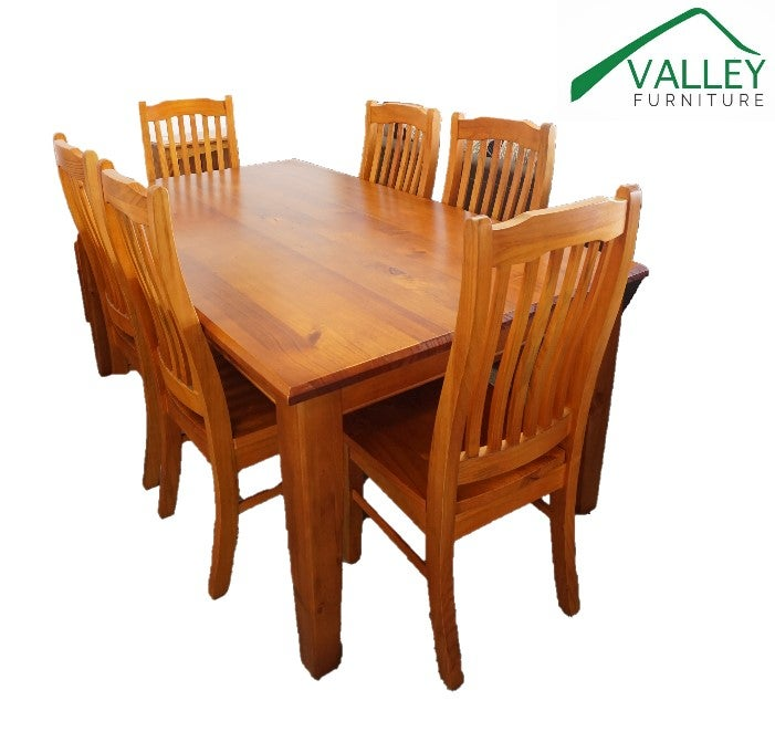 Image of Classic 7PC Dining Set