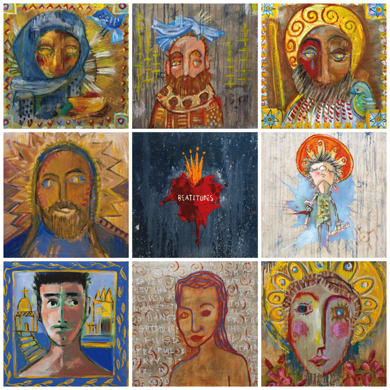 Image of Beatitudes Project Art Cards
