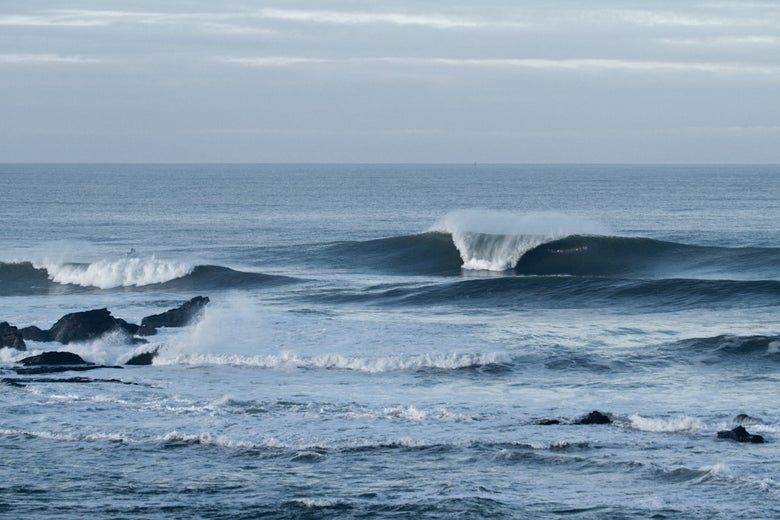 Image of Mavericks, California
