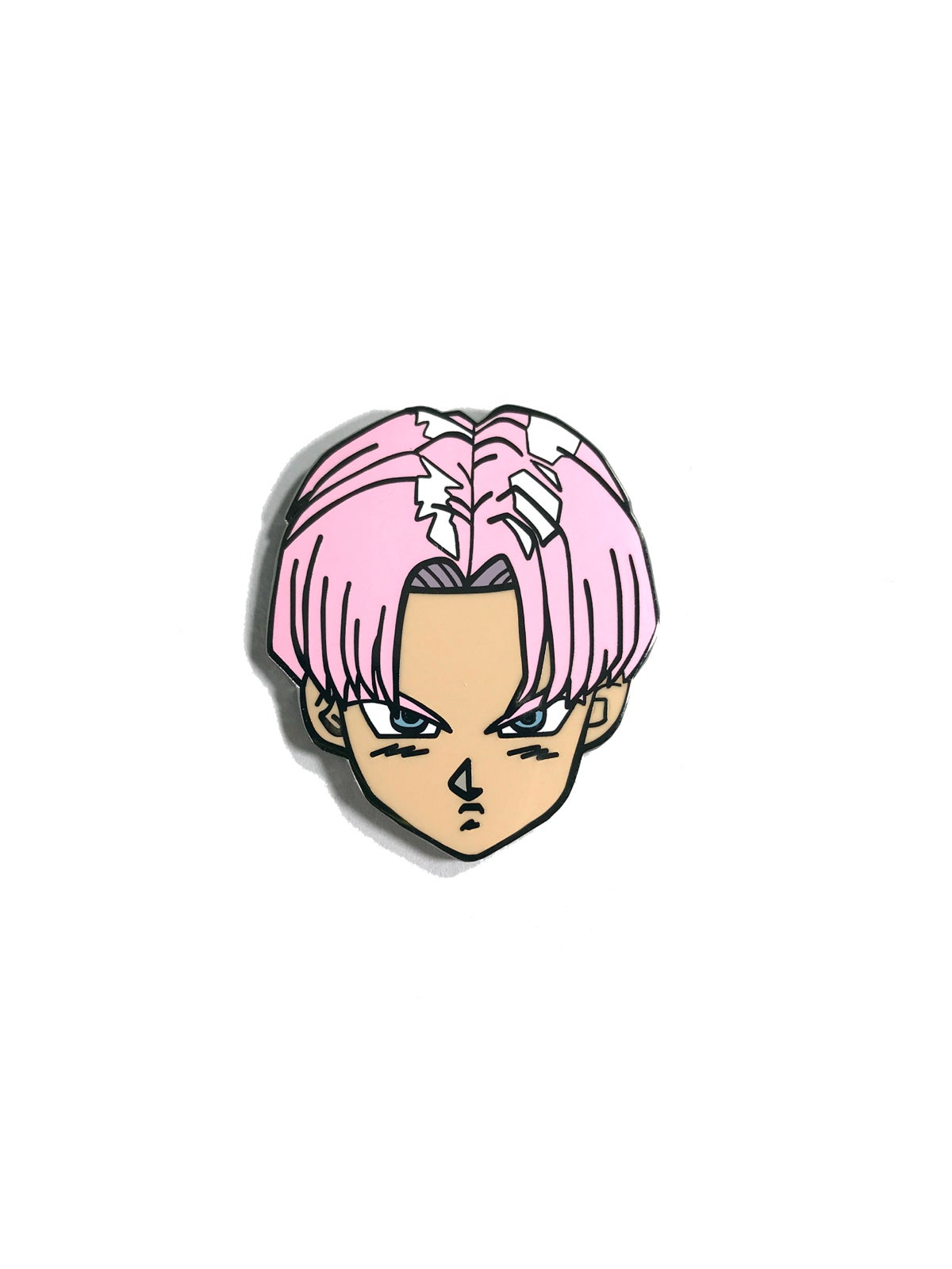 The Boy From the Future Hard Enamel Pin