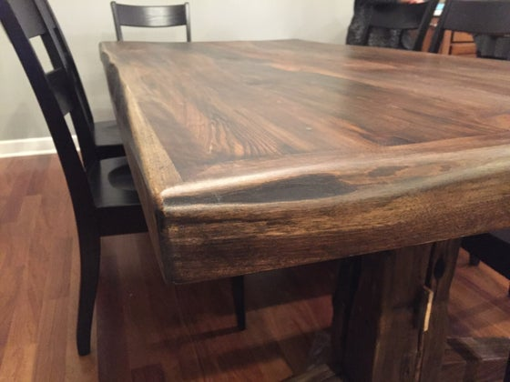 Image of Custom Barn Wood Tables