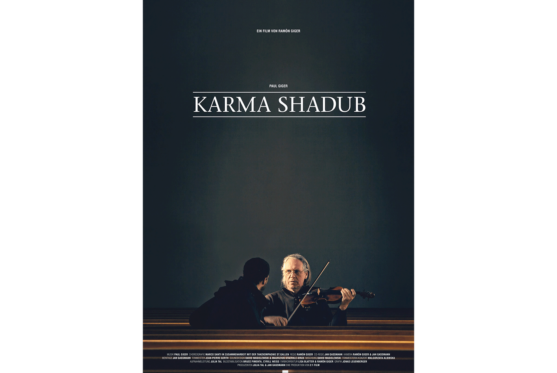 Image of KARMA SHADUB - DVD mit Extras