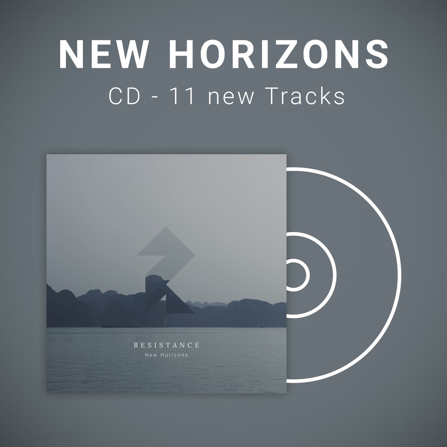 "Image of ""New Horizons"" CD PreOrder"