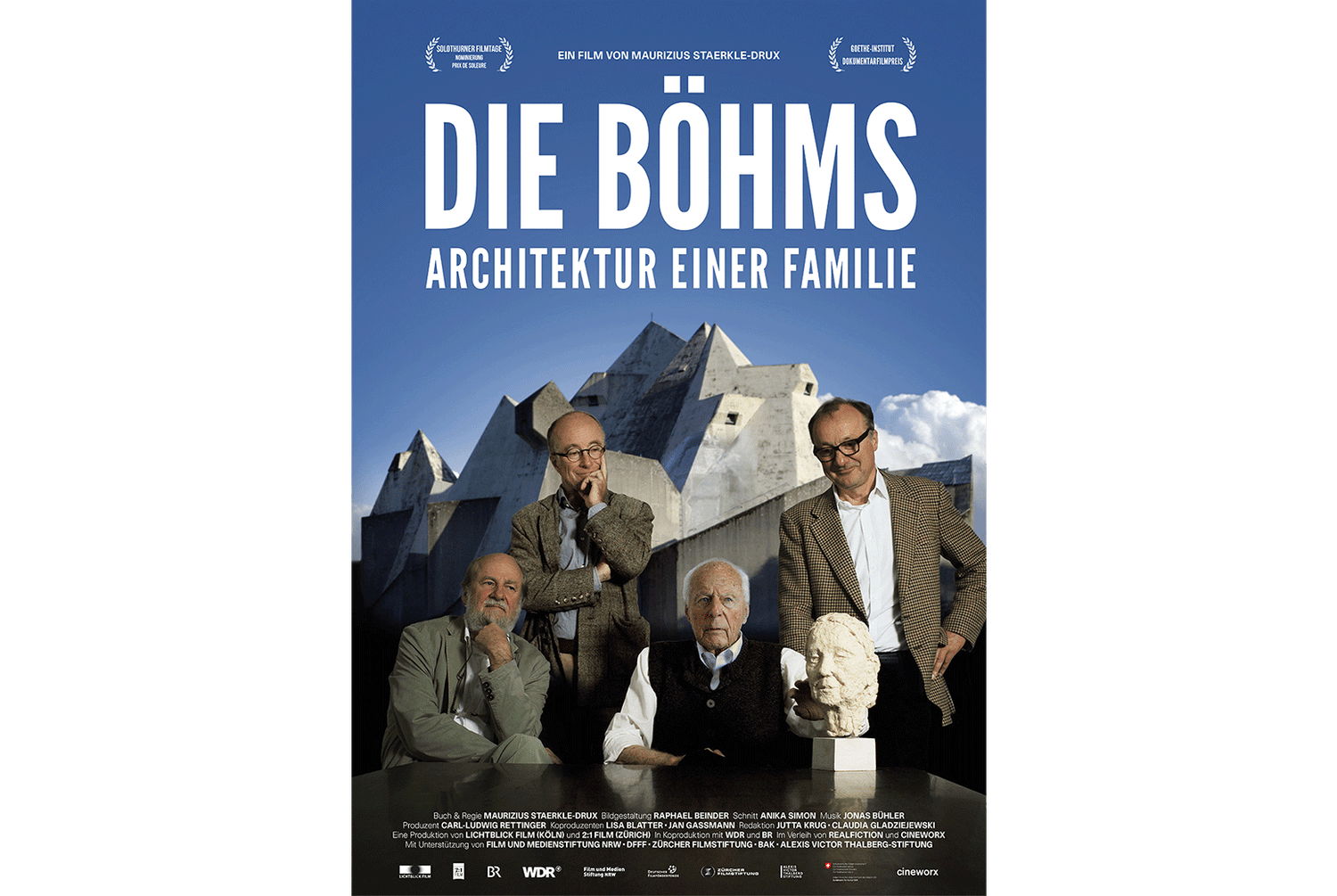 Image of DIE BÖHMS - ARCHITEKTUR EINER FAMILIE - DVD MULTILANGUAGE
