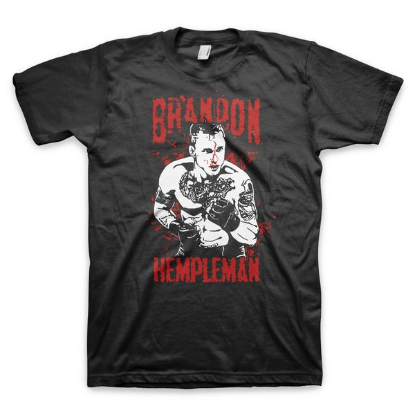 "Image of Brandon ""Hot Rod"" Hempleman Signature Tee"