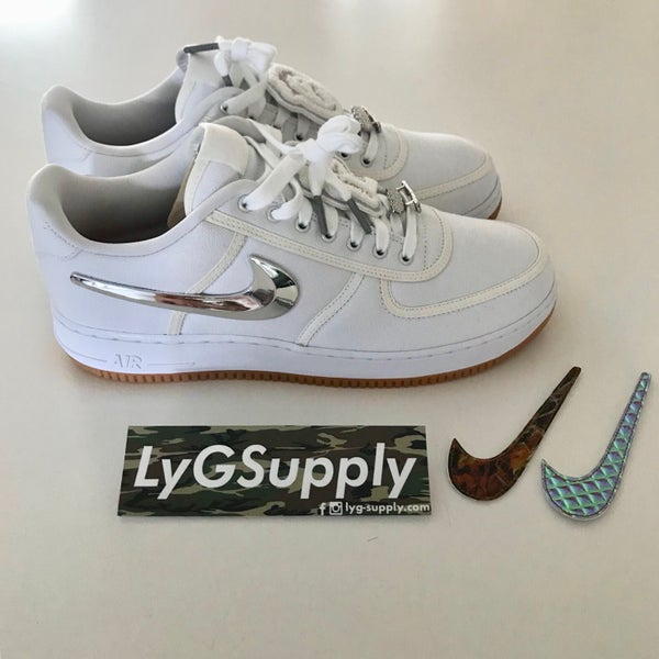 Image of Nike x Travis Scott Air Force 1 Low