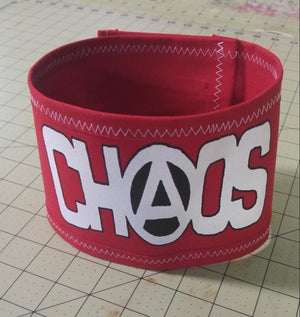 Image of Arm band 2 - CHAOS