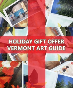 Image of FOR THE HOLIDAYS: <i>Vermont Art Guide</i> Year Two Gift Pack