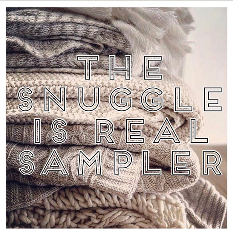 Image of The Snuggle is Real Sampler