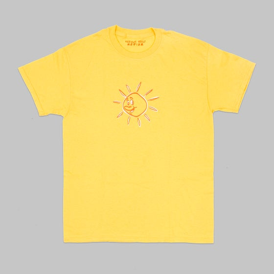 Image of 'Big Yellow' Tee shirt