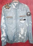 Image 1 of Custom Denim Shirt