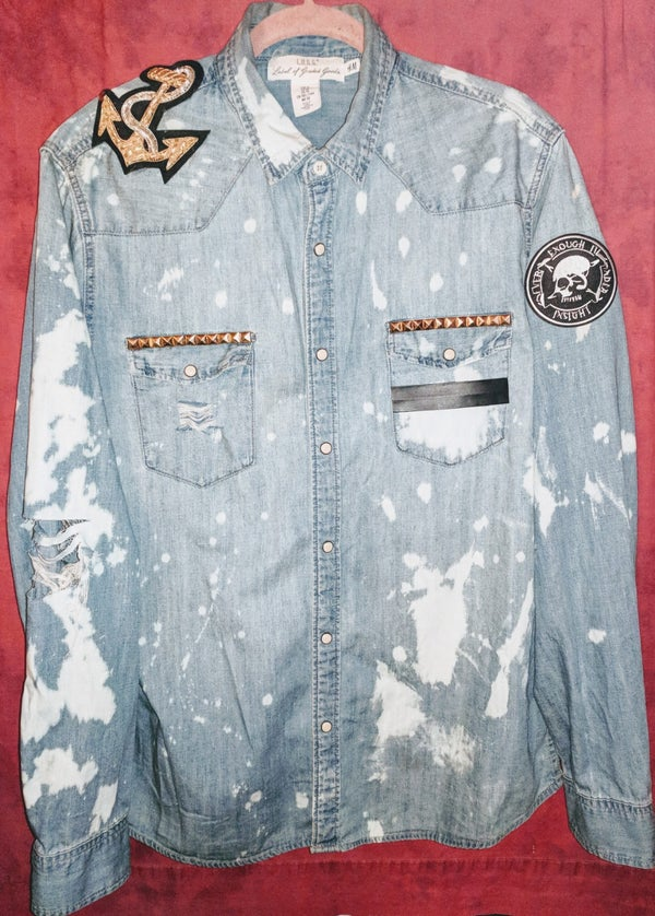 Image of Custom Denim Shirt