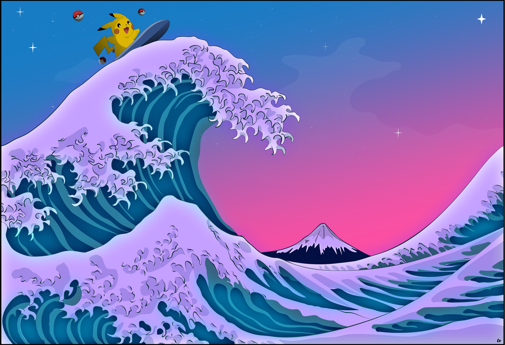 Image of The Great Wave