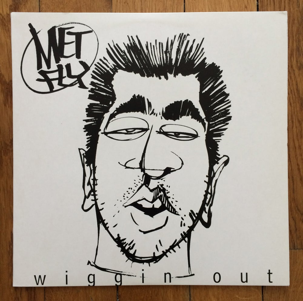 Image of MET FLY - WIGGIN OUT LP