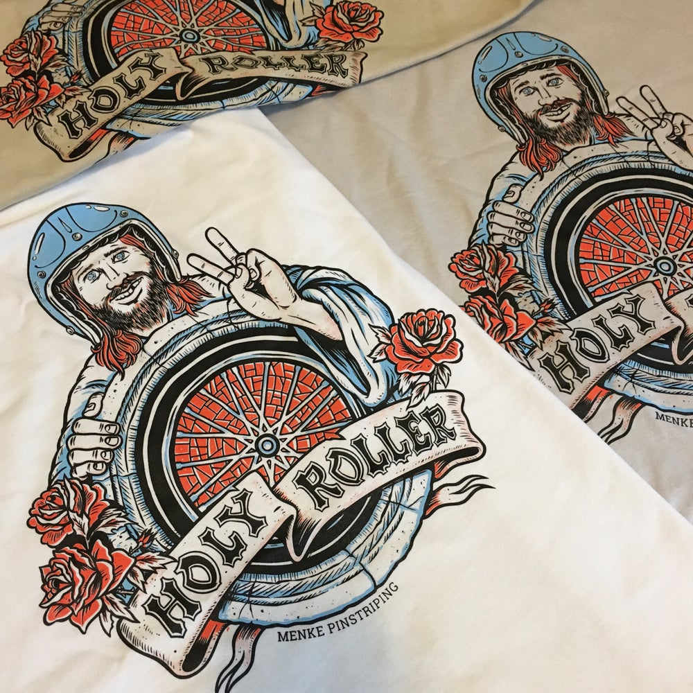 Image of Holy Roller Tee