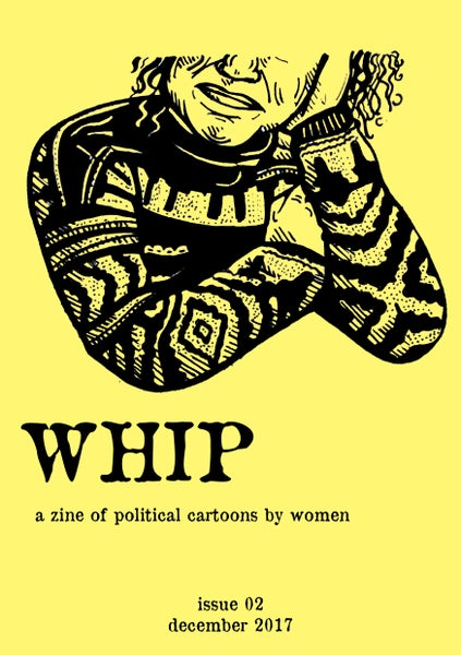 Image of WHIP Zine Issue 2