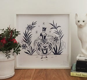 """Image of """"LE TIGRE"""" limited edition"""