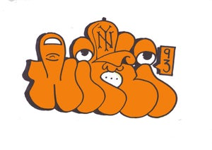 Image of WIKI THROWIE TEE