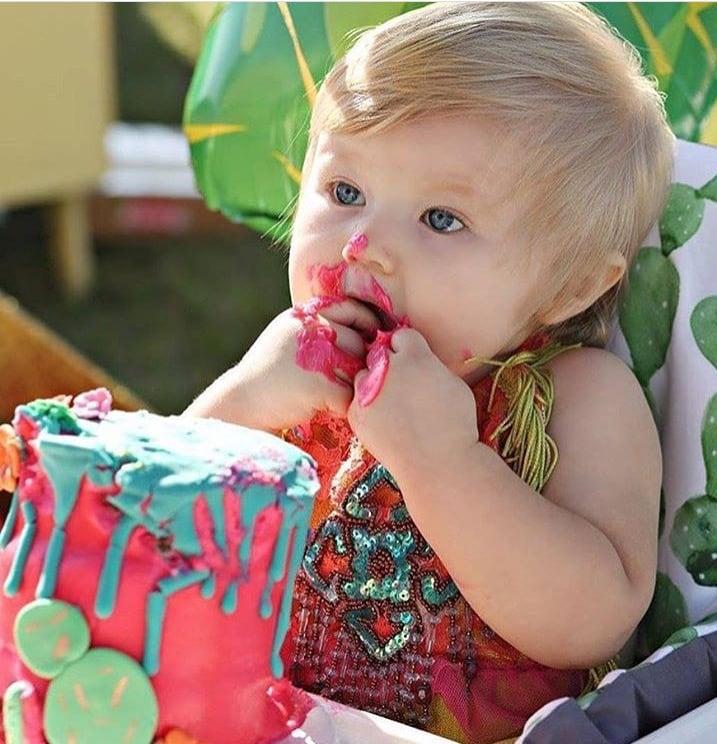 Image of Cake Smash Birthdays