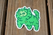 Image of Hopkitten Sticker