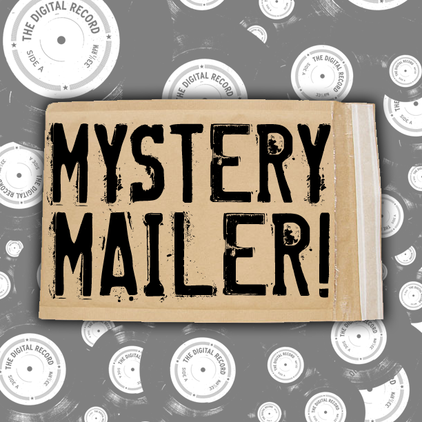 Image of TDR RECORDS - Mystery Mailer - [3] CDs