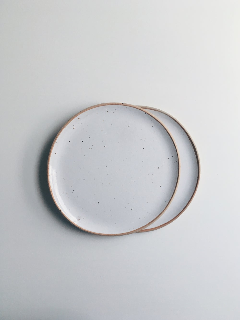 Image of Set of 2 Dinner Plates