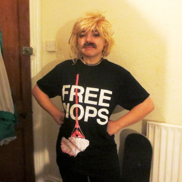 Image of FREE MOPS T-shirt