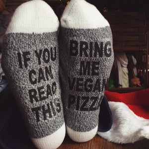 Image of If you can read this... socks