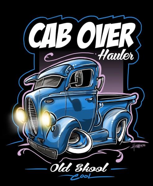 Image of CABOVER Hauler!
