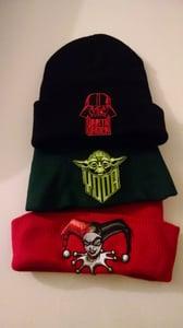 Image of Skull Caps.
