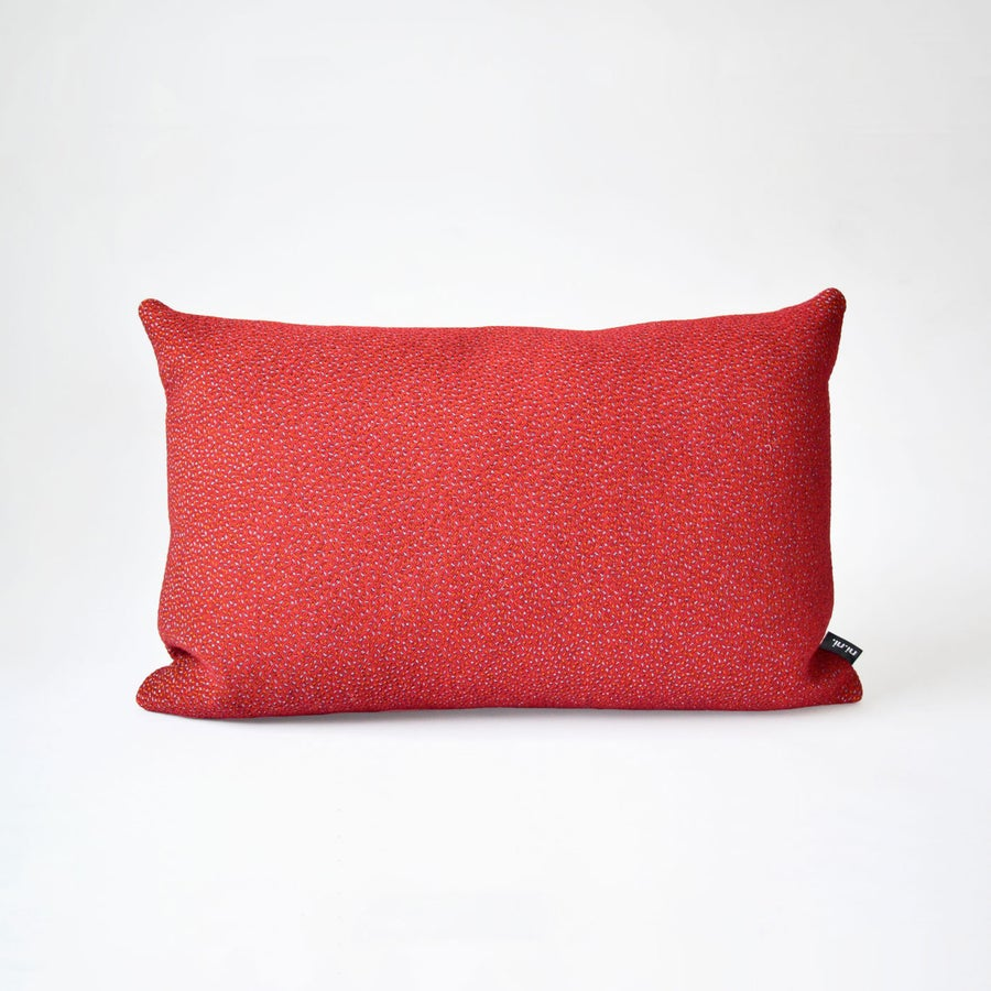 Image of Sprinkles cushion cover - RED (2 sizes avaialble)