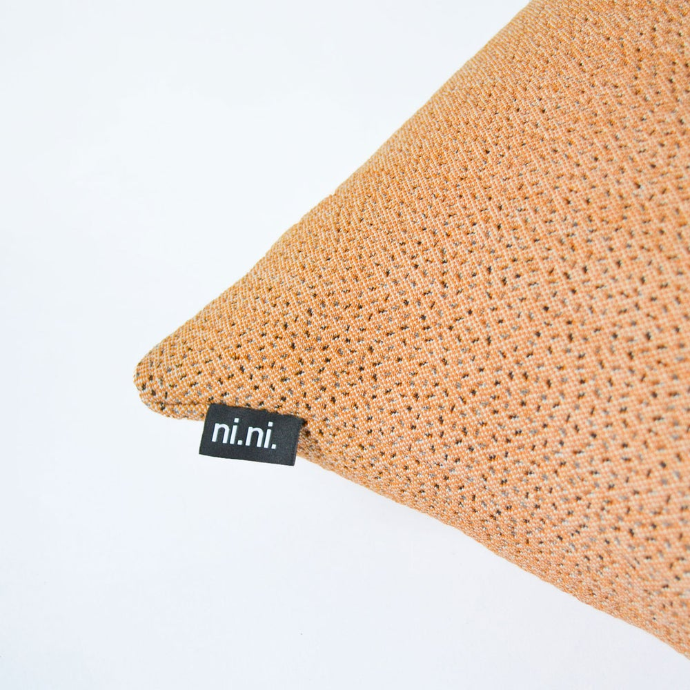 Image of Sprinkles Cushion Cover - Burnt Orange (2 sizes available)