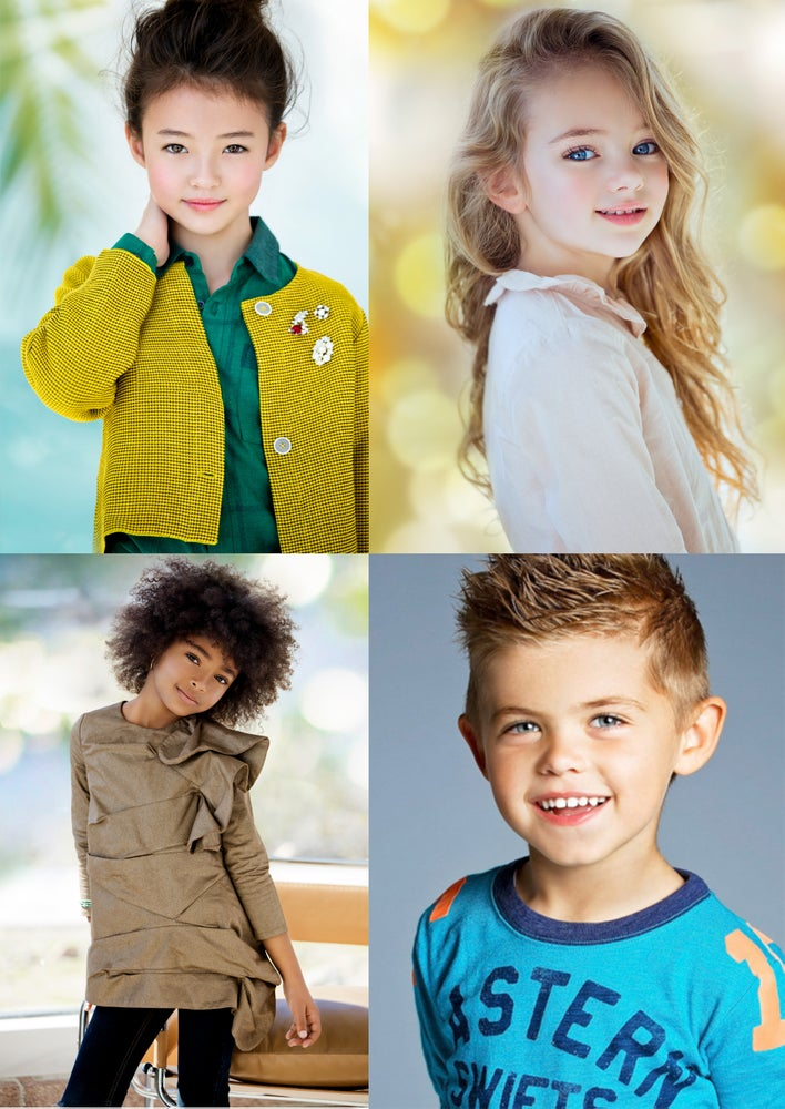 Image of Deposit - KIDS (1-12 y.o.) MODEL/ACTOR 2 LOOKS SESSION