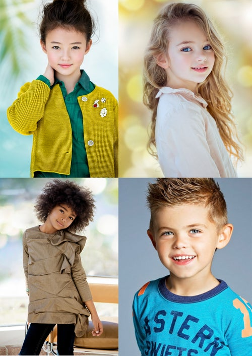 Image of Deposit - 2 LOOKS SESSION FOR KIDS (3-12 y.o.)