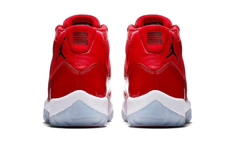 separation shoes 2423d 19a46 Nike Air Jordan Retro 11