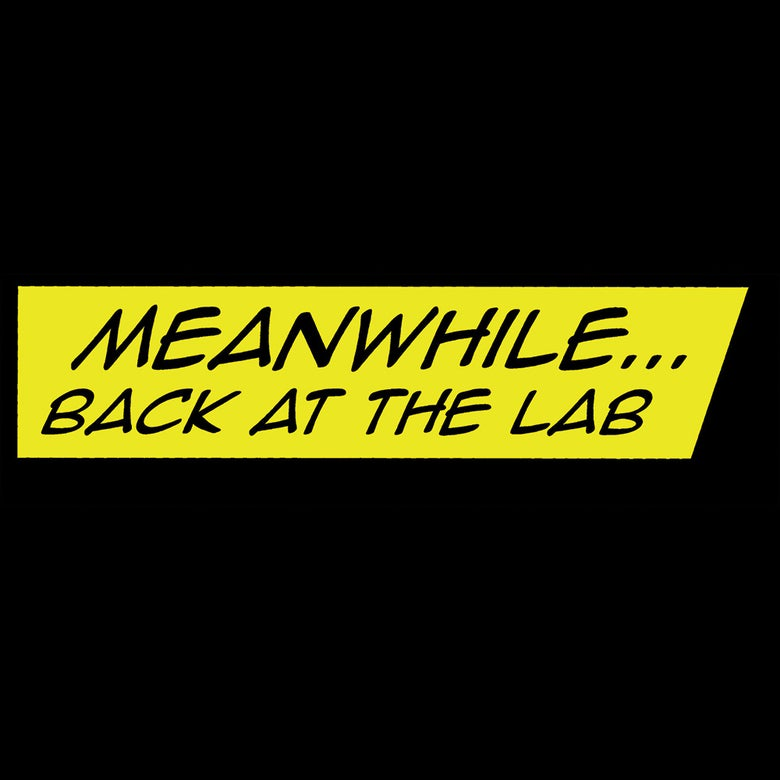 Image of Meanwhile... Back at the Lab