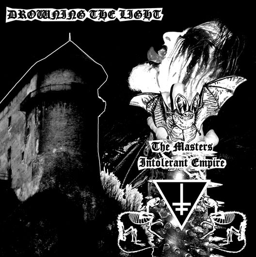 "Image of Drowning the Light - ""The Masters Intolerant Empire"" CD"
