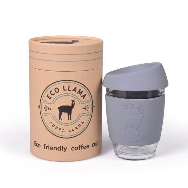 Image of Cuppa Llama -  Rainy Grey