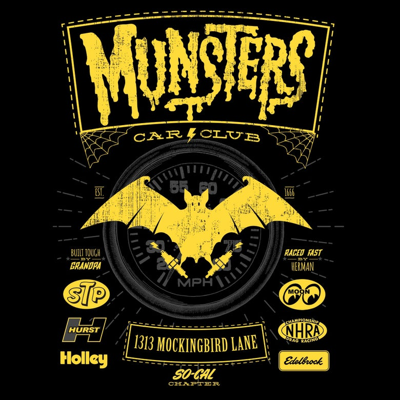Image of Munsters Car Club