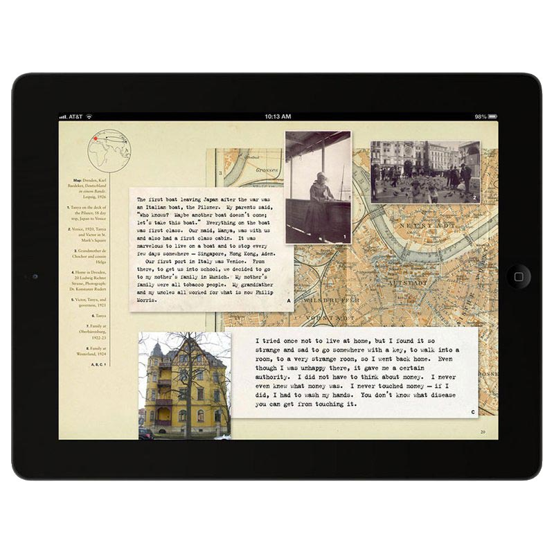 Image of Tatyana Grosman: A Scrapbook by Riva Castleman<br>(iPad Edition)