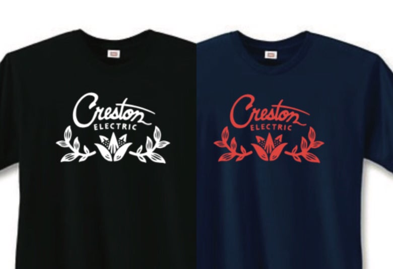 Image of Creston Electric t-shirt