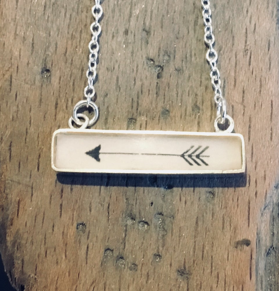 Image of Arrow Pendant