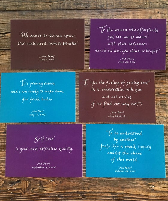 Image of Assorted 4x6 Cards