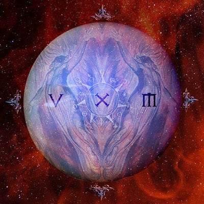 Image of Vanguard X Mortem - Neptune fragrance - Digipack