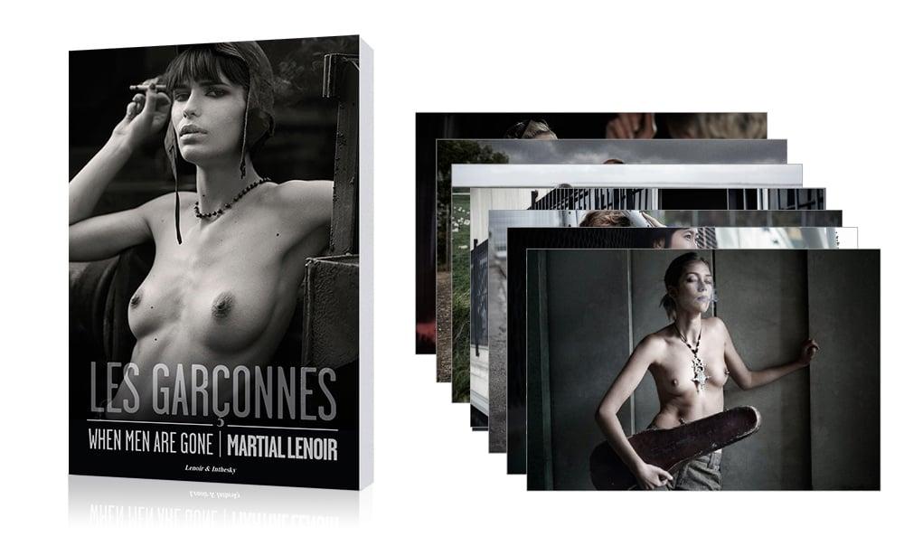 Image of LES GARÇONNES - EDITION OFFSET / 45