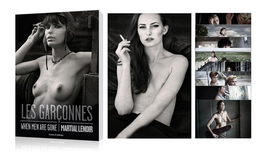 Image of LES GARÇONNES - EDITION AWAGAMI / 10