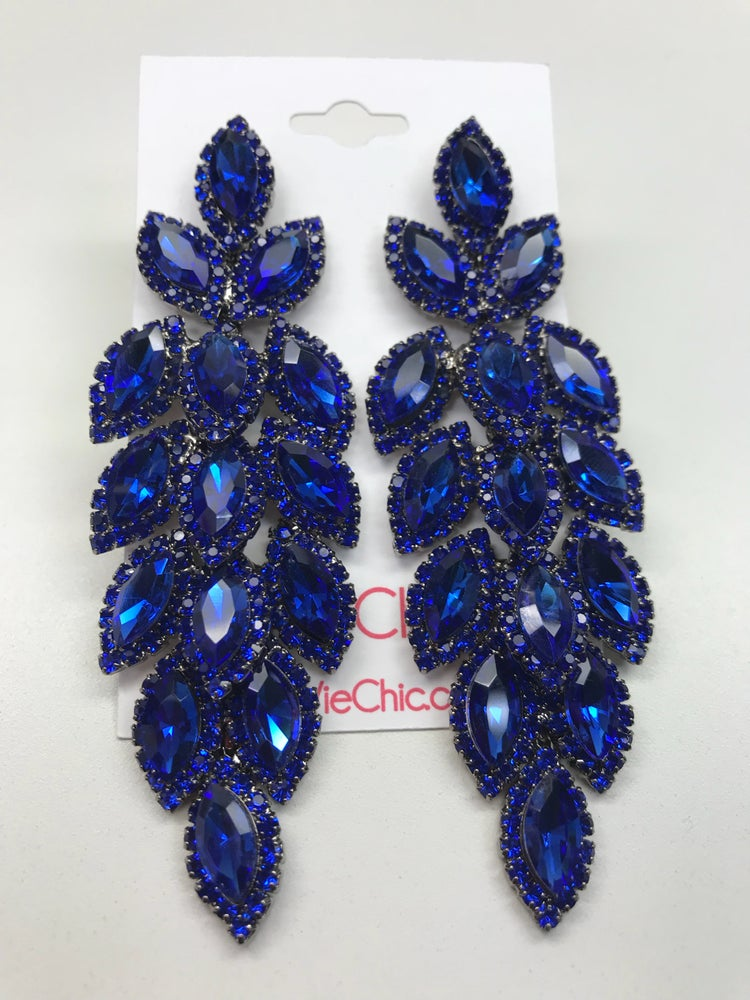 "Image of ""Sapphire"" earrings"