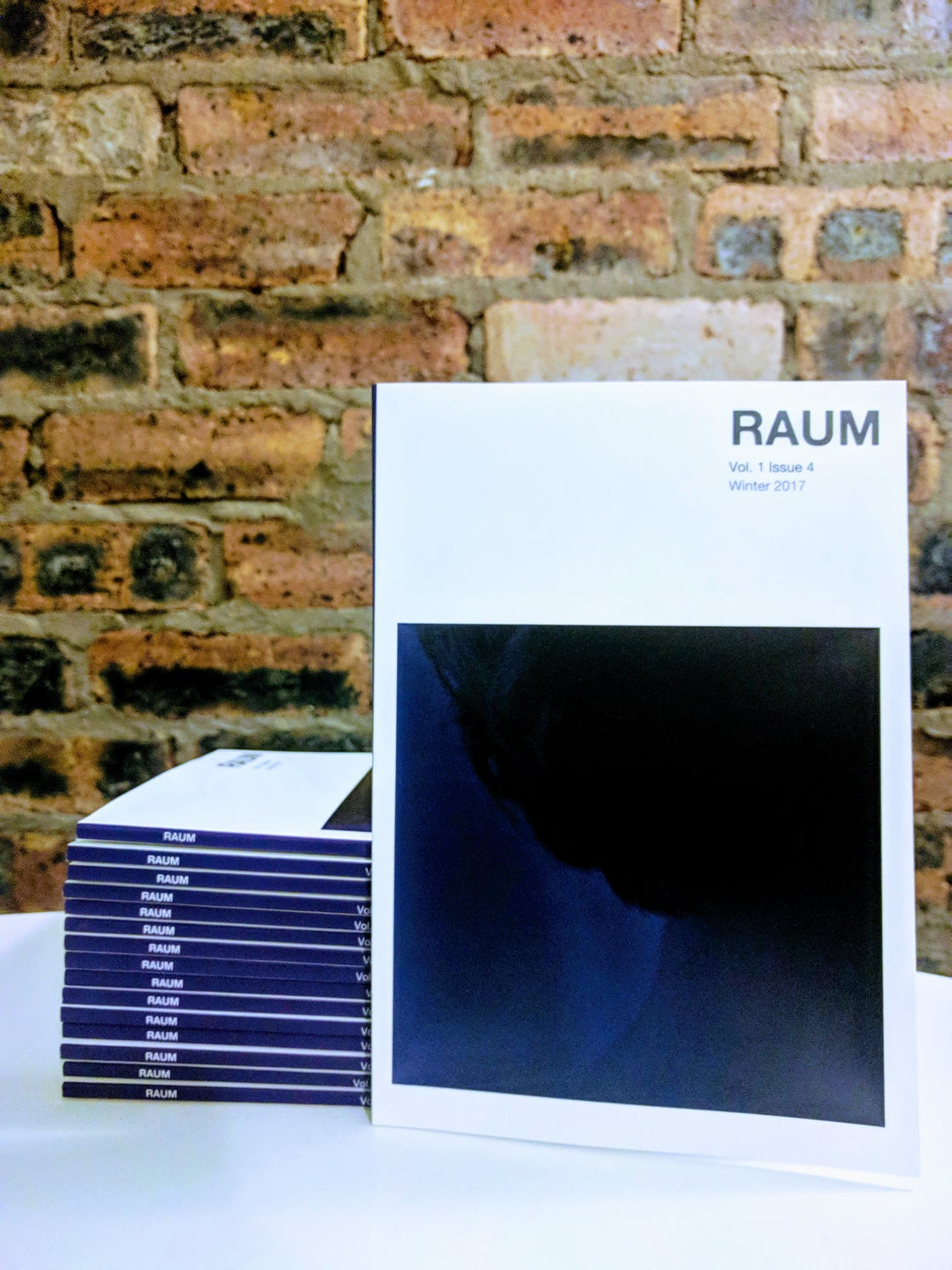 Image of RAUM / Vol 1 Issue 4 / Winter 2017