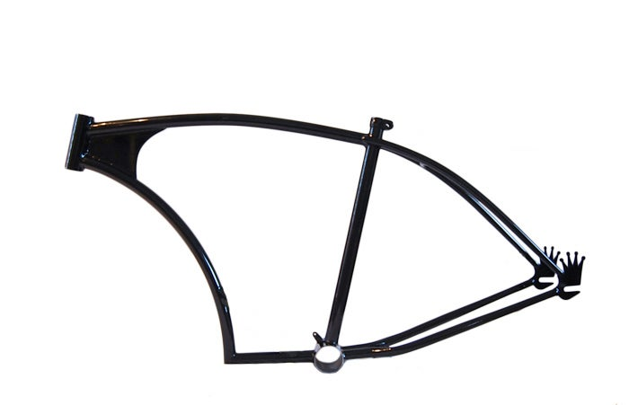 Image of Custom fat tire cruiser frame (frame only)
