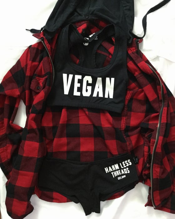 Image of VEGAN BRA